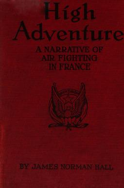 Hall, James Norman - High Adventure, ebook