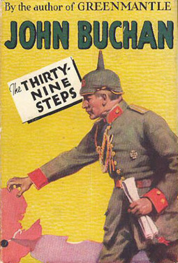 Buchan, John - The Thirty-Nine Steps, ebook