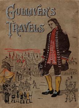 Swift, Jonathan - Gulliver's Travels, e-kirja