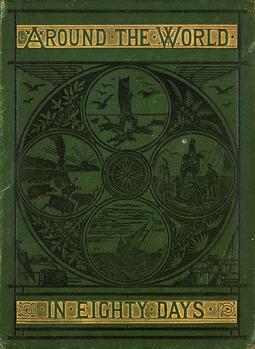 Verne, Jules - Around the World in 80 Days, ebook