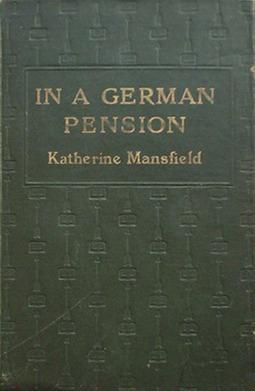 Mansfield, Katherine - In a German Pension, ebook