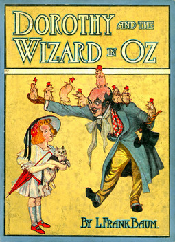 Baum, L. Frank - Dorothy and the Wizard in Oz, ebook