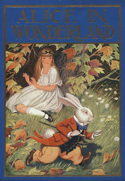 Carroll, Lewis - Alice's Adventures in Wonderland, ebook