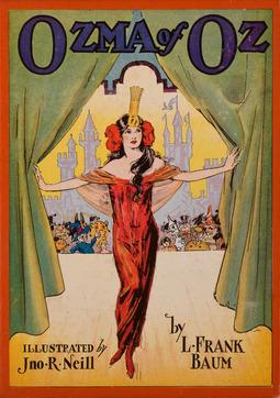 Baum, L. Frank - Ozma of Oz, ebook