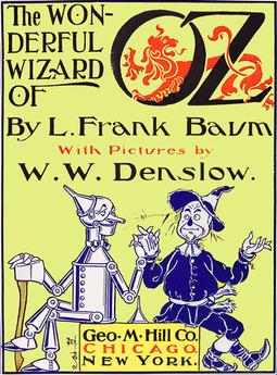 Baum, L. Frank - The Wonderful Wizard of Oz, ebook