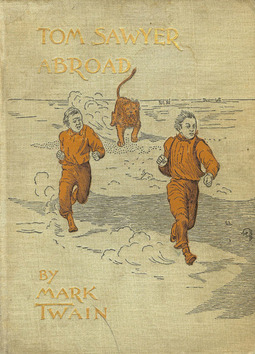 Twain, Mark - Tom Sawyer Abroad, ebook