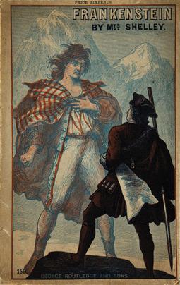 Shelley, Mary Wollstonecraft - Frankenstein, ebook