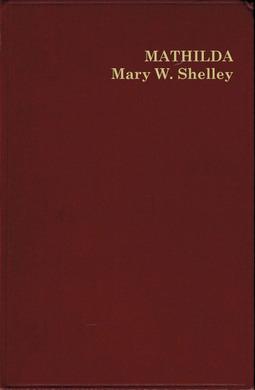 Shelley, Mary - Mathilda, ebook