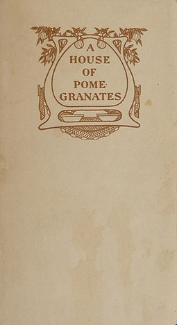 Wilde, Oscar - A House of Pomegranates, ebook