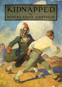 Stevenson, Robert Louis - Kidnapped, ebook