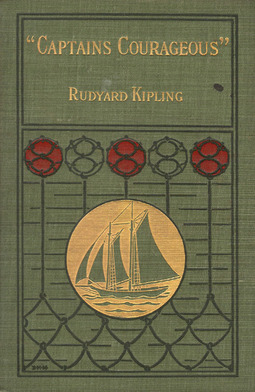 Kipling, Rudyard - Captain Courageous, ebook