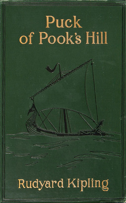 Kipling, Rudyard - Puck of Pook's Hill, ebook