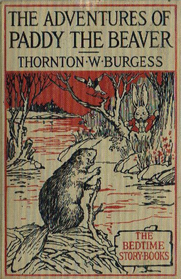 Burgess, Thornton W. - The Adventures of Paddy the Beaver, ebook