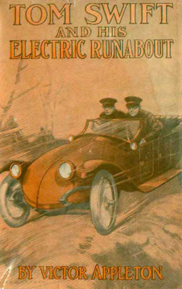 Appleton, Victor - Tom Swift and His Electric Runabout, ebook