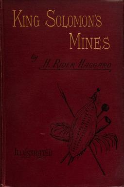 Haggard, Henry Rider - King Solomon's Mines, ebook