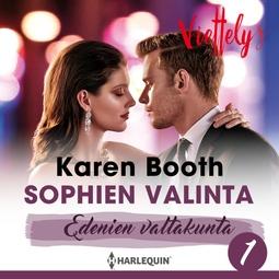 Booth, Karen - Sophien valinta, äänikirja