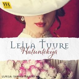 Tuure, Leila - Hatuntekijä, äänikirja