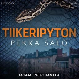 Salo, Pekka - Tiikeripyton, äänikirja