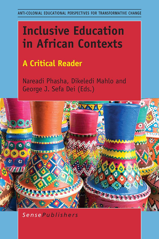 Dei, George J. Sefa - Inclusive Education in African Contexts, ebook