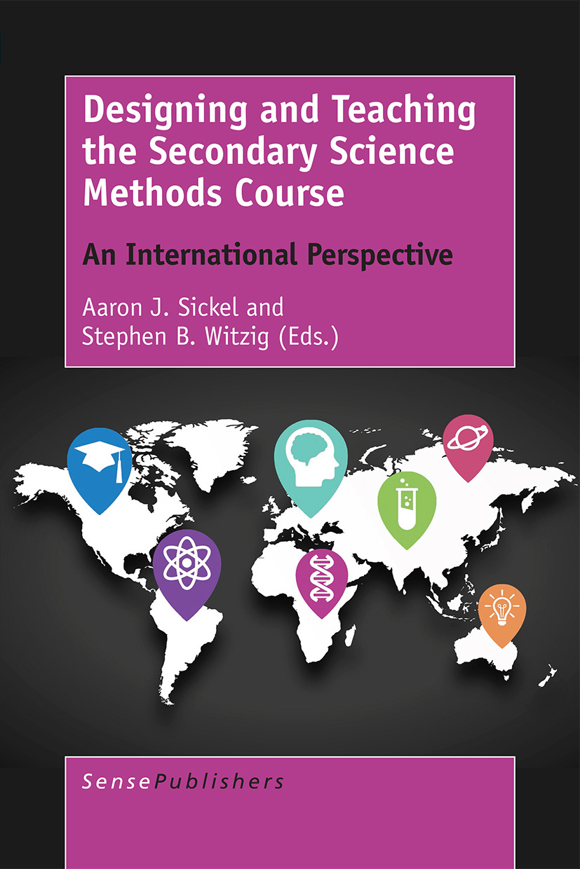 Sickel, Aaron J. - Designing and Teaching the Secondary Science Methods Course, ebook