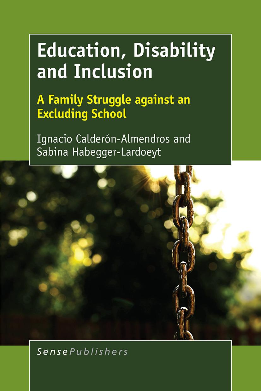 Calderón-Almendros, Ignacio - Education, Disability and Inclusion, ebook