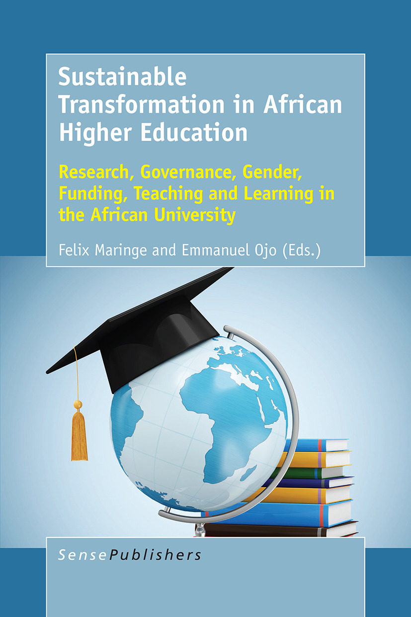 Maringe, Felix - Sustainable Transformation in African Higher Education, ebook