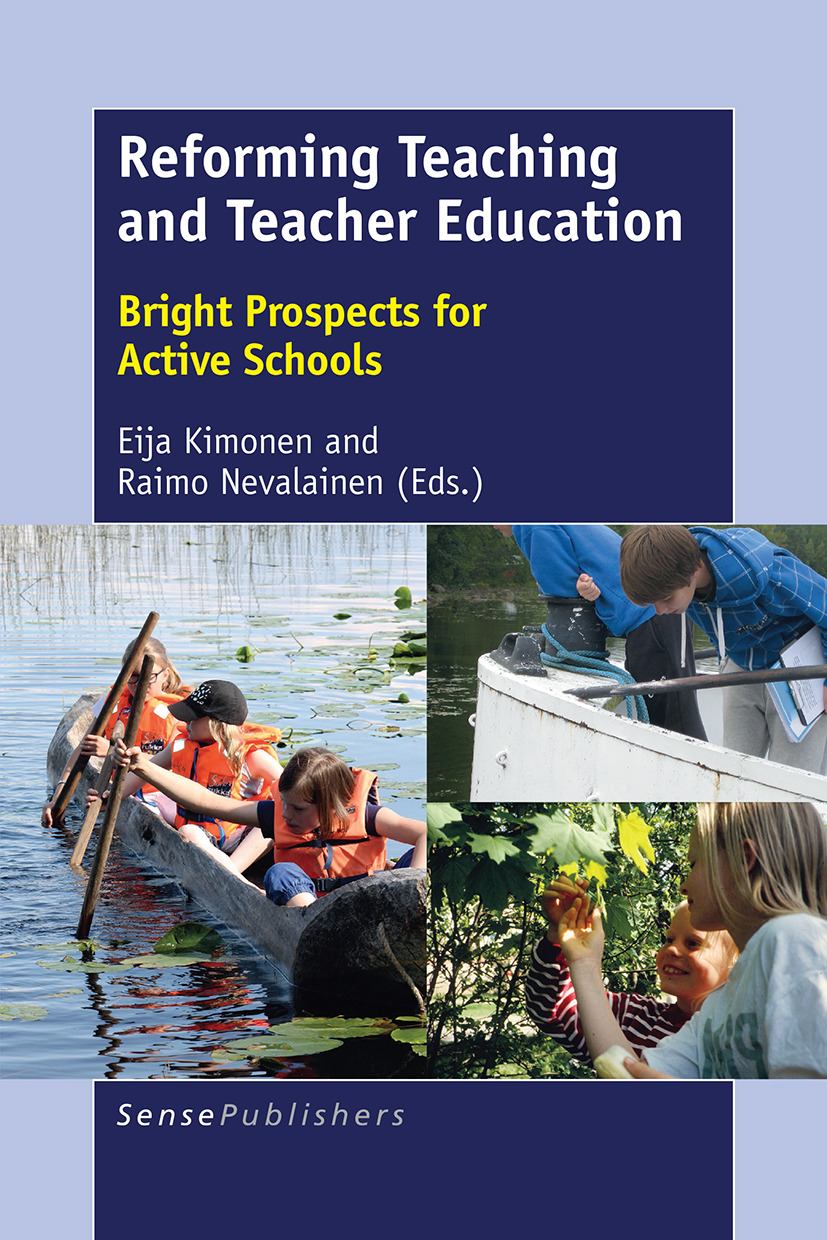 Kimonen, Eija - Reforming Teaching and Teacher Education, ebook