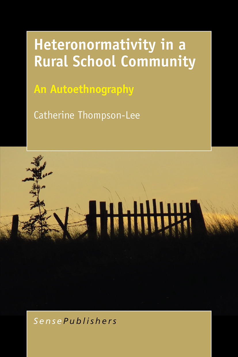 Thompson-Lee, Catherine - Heteronormativity in a Rural School Community, ebook