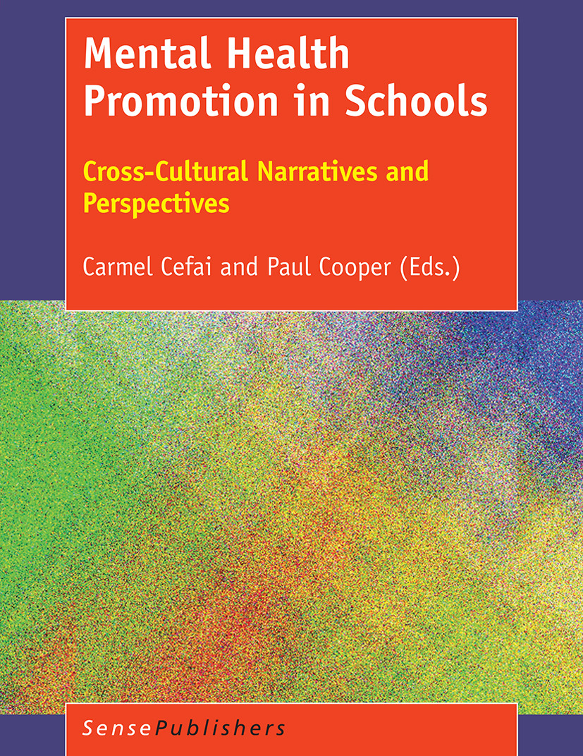 Cefai, Carmel - Mental Health Promotion in Schools, ebook