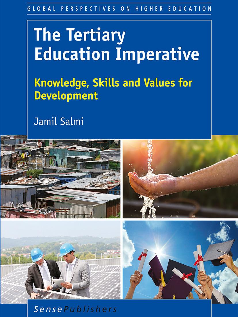 Salmi, Jamil - The Tertiary Education Imperative, ebook