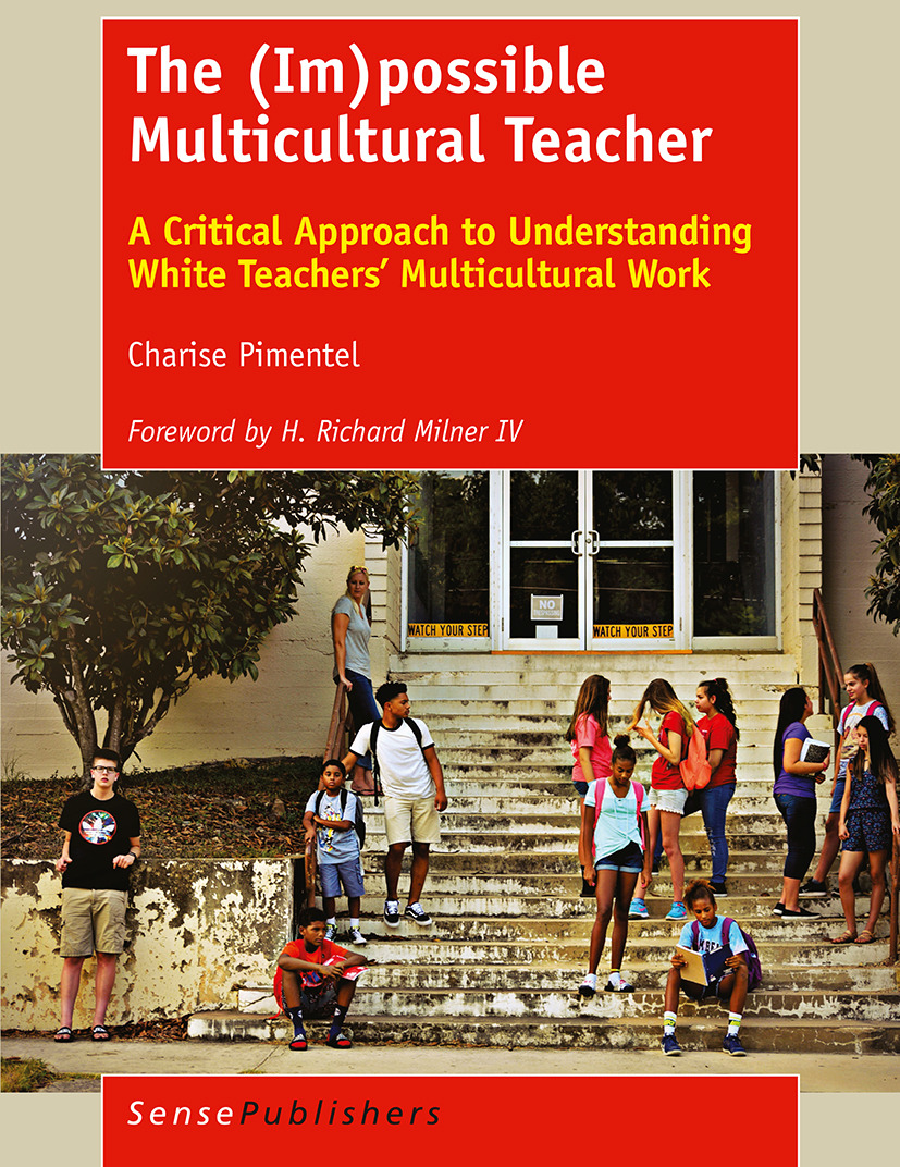 Pimentel, Charise - The (Im)possible Multicultural Teacher, e-bok