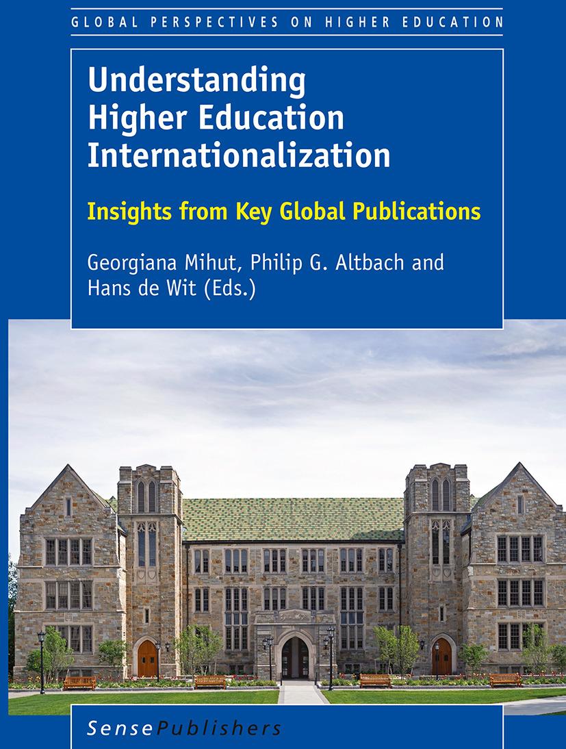 Altbach, Philip G. - Understanding Higher Education Internationalization, ebook