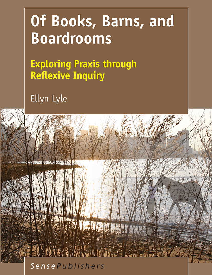 Lyle, Ellyn - Of Books, Barns, and Boardrooms, ebook