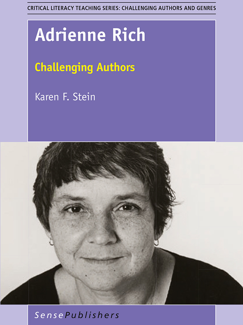 Stein, Karen F. - Adrienne Rich, ebook