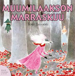 Jansson, Tove - Muumilaakson marraskuu, äänikirja