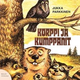 Parkkinen, Jukka - Korppi ja kumppanit, äänikirja