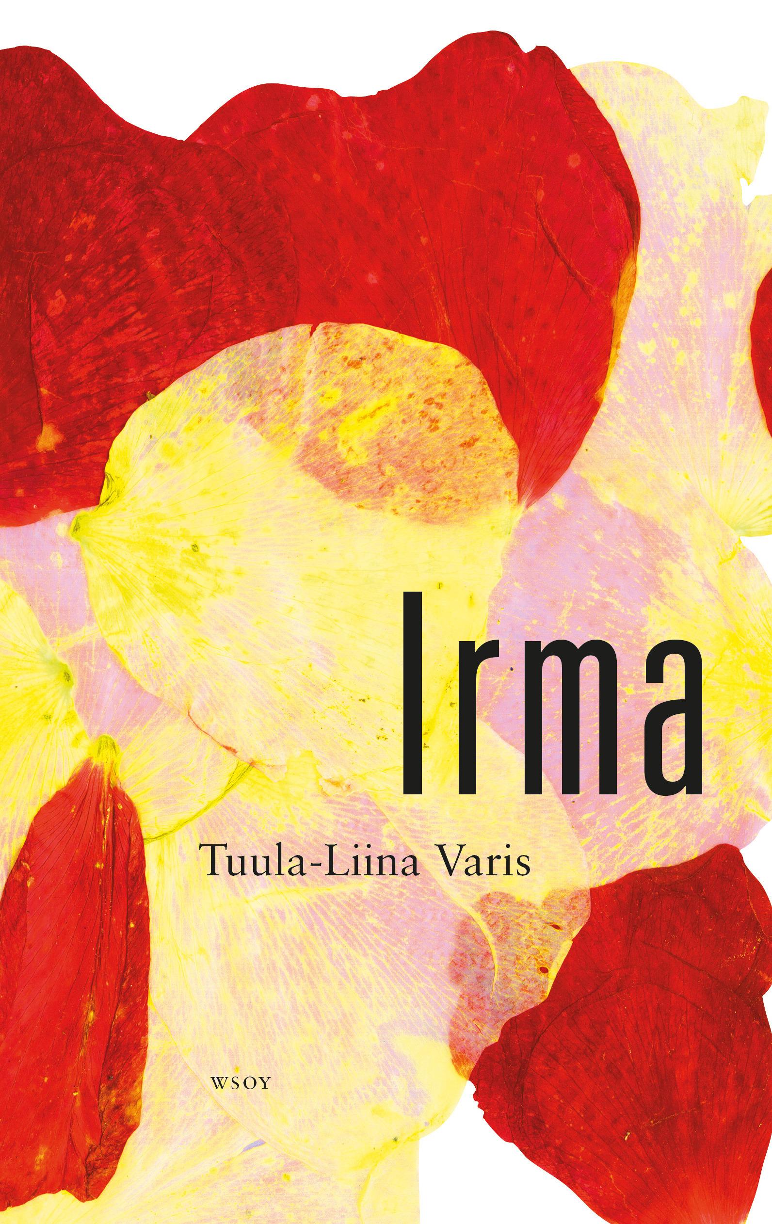 Varis, Tuula-Liina - Irma, e-kirja
