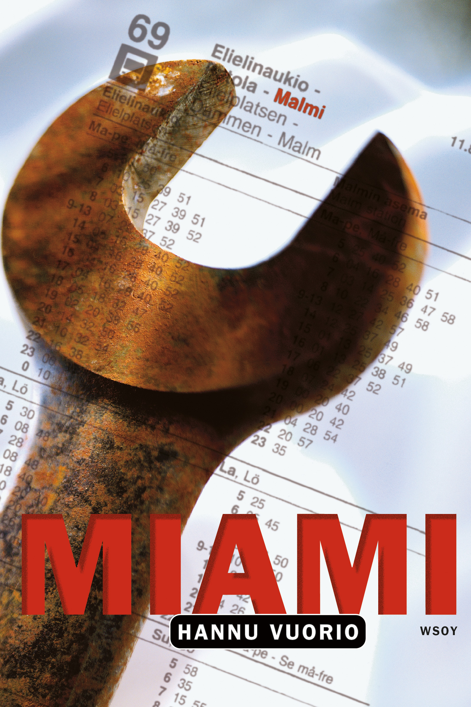 Vuorio, Hannu - Miami, ebook