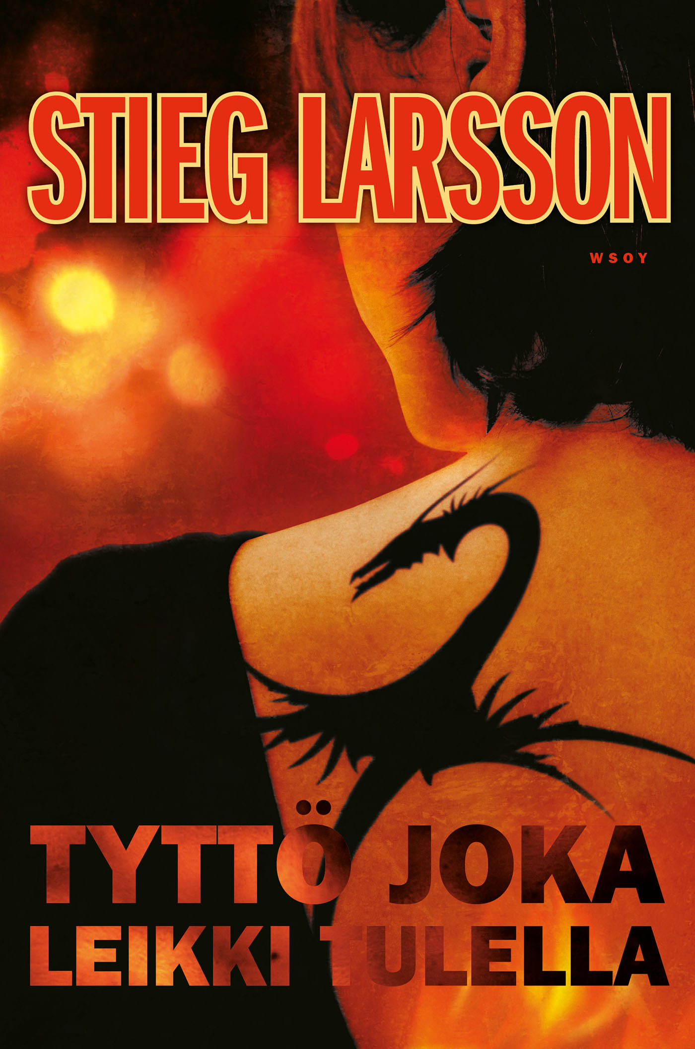 Larsson, Stieg - Tyttö joka leikki tulella, e-kirja