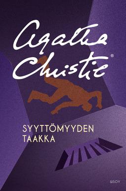 Christie, Agatha - Syyttömyyden taakka, e-kirja