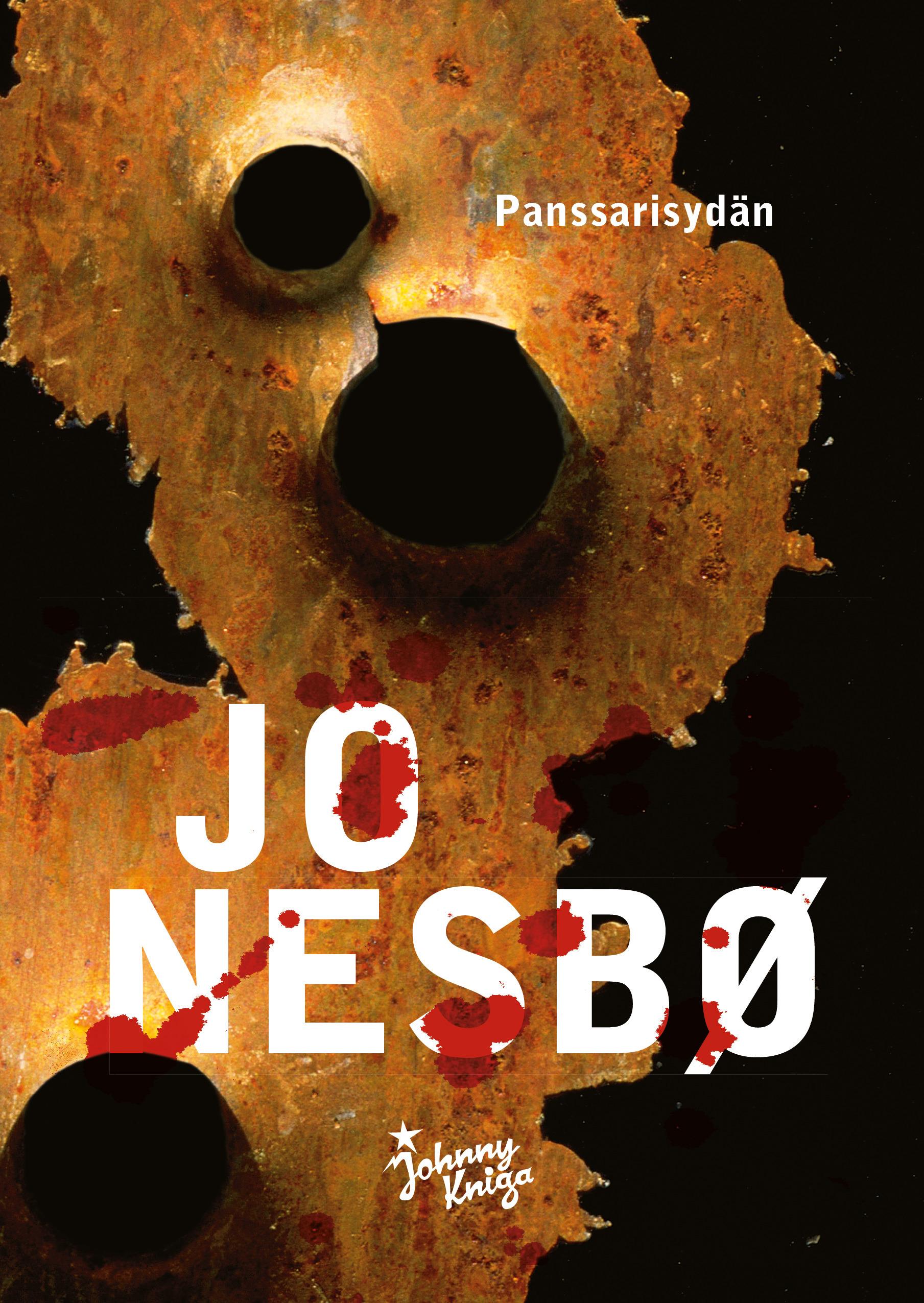 Nesbø, Jo - Panssarisydän, e-kirja