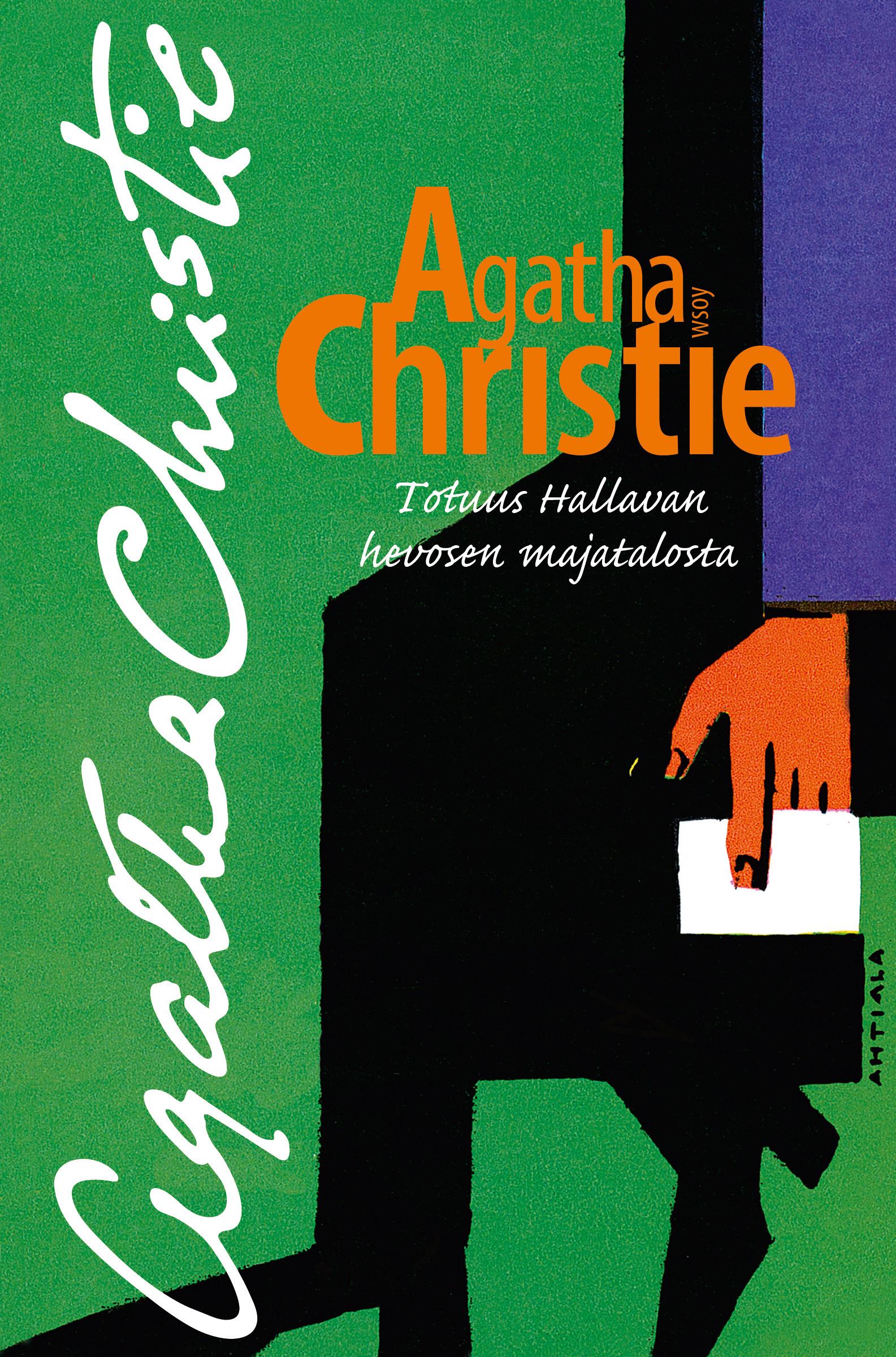 Christie, Agatha - Totuus Hallavan hevosen majatalosta, e-kirja