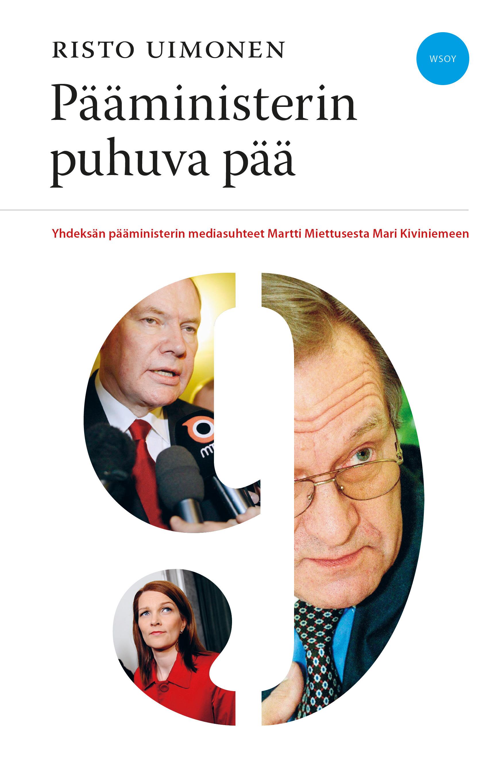 Uimonen, Risto - Pääministerin puhuva pää, ebook