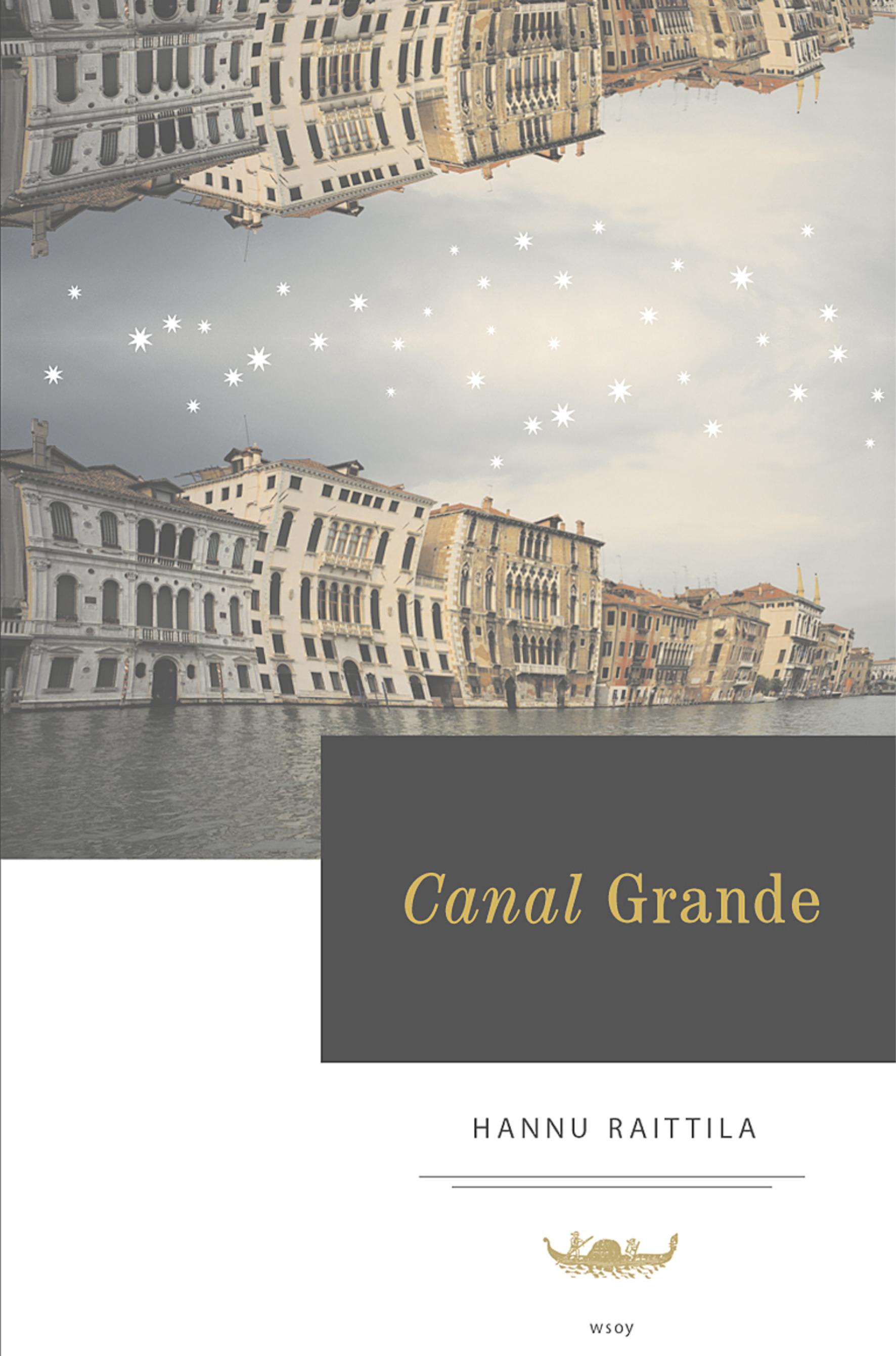 Raittila, Hannu - Canal Grande, e-kirja