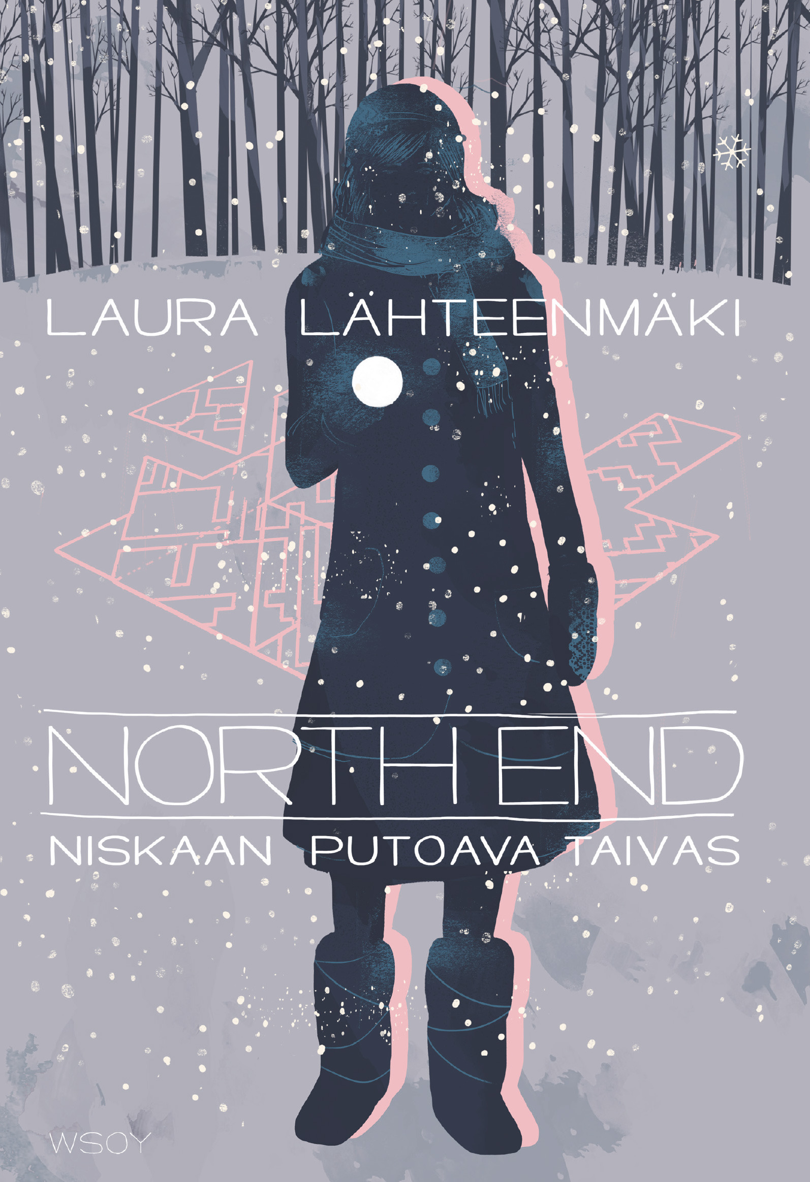 Lähteenmäki, Laura - Niskaan putoava taivas: North End I, e-kirja