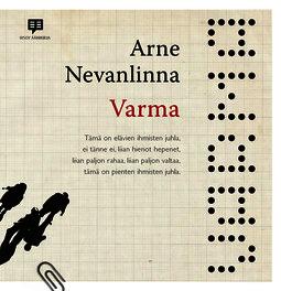 Nevanlinna, Arne - Varma, äänikirja