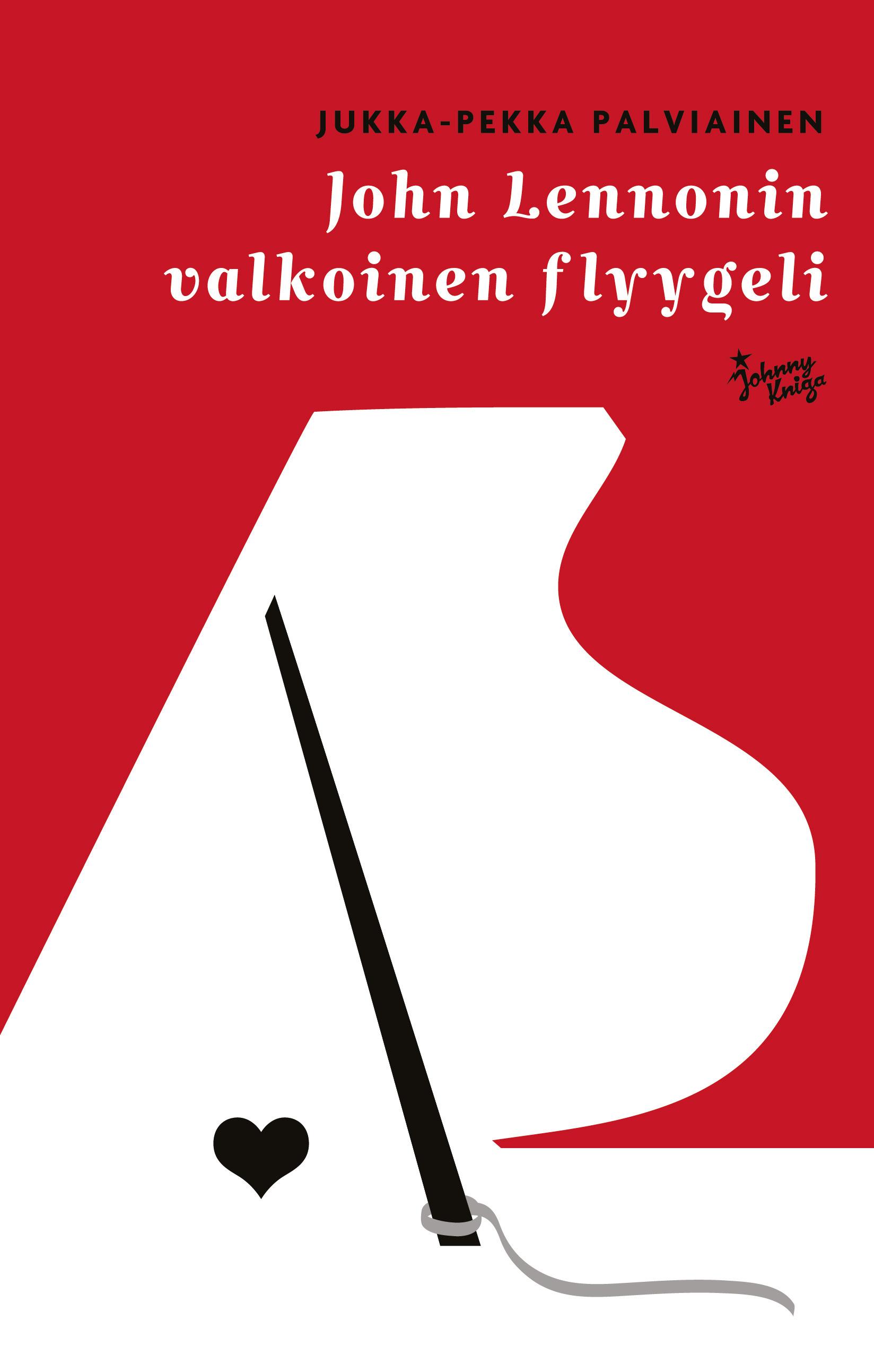 Palviainen, Jukka-Pekka - John Lennonin valkoinen flyygeli, e-kirja