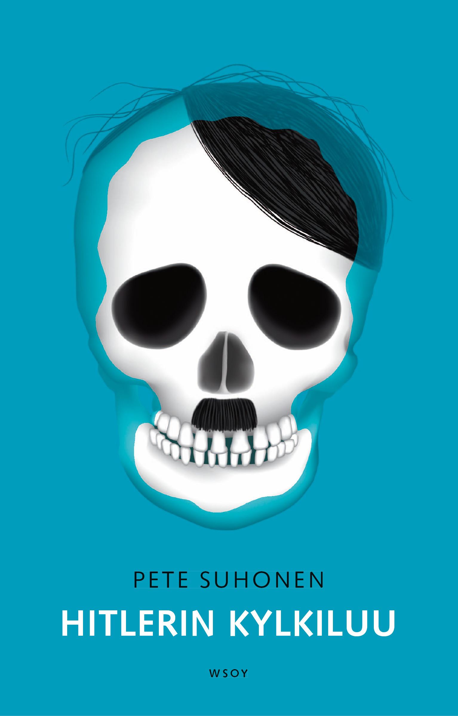 Suhonen, Pete - Hitlerin kylkiluu, e-kirja