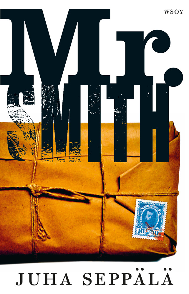 Seppälä, Juha - Mr. Smith, e-bok