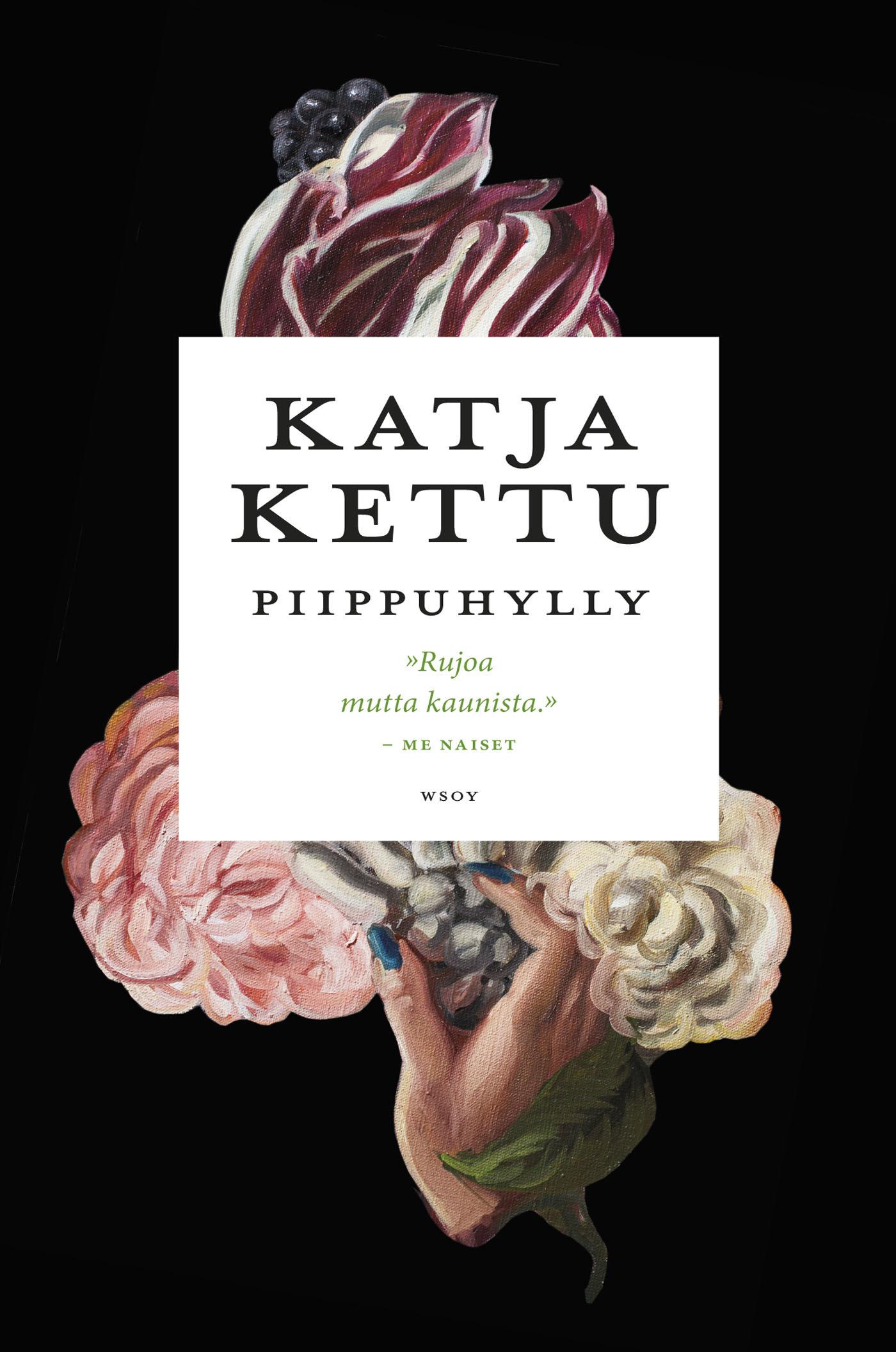Kettu, Katja - Piippuhylly, e-kirja